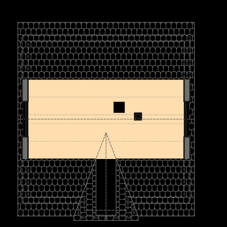 Einfamilienhäuser | Friesenhaus 145, Grundriss Spitzboden