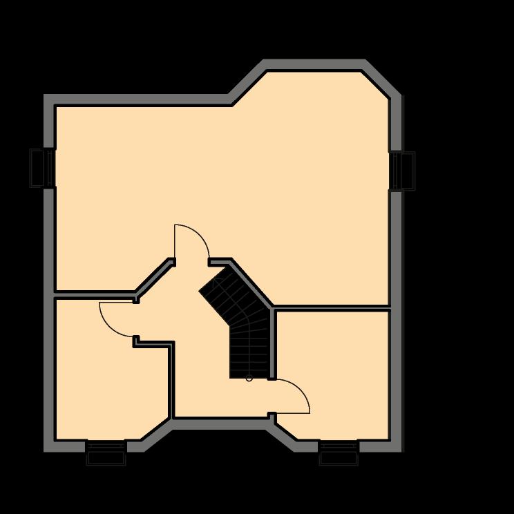 Einfamilienhäuser | Haus Schwerin, Grundriss Keller