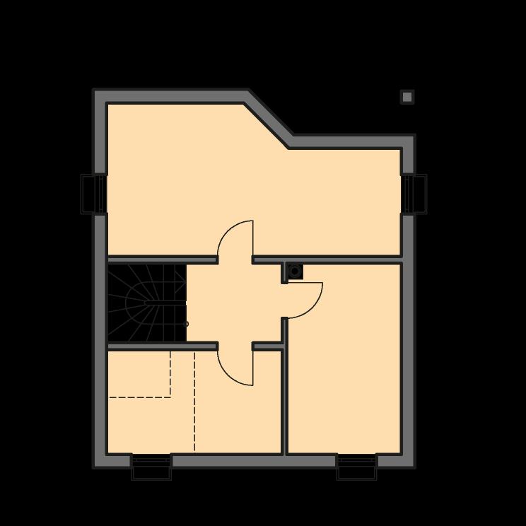 Einfamilienhäuser | Haus Wismar, Grundriss Keller