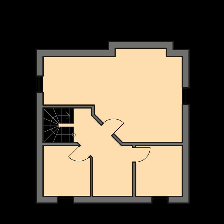 Einfamilienhäuser | Stadthaus 141, Grundriss Keller