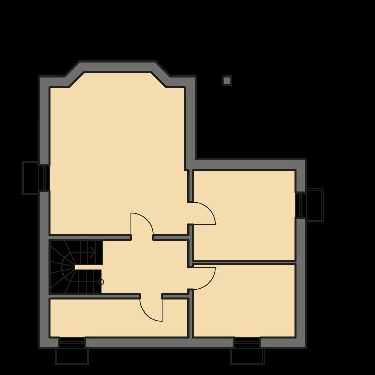 Exklusive Häuser | Haus Rügen, Grundriss Keller, 15_06