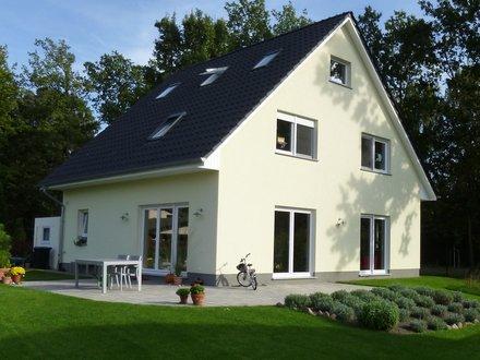Einfamilienhäuser | Haus Wismar, Seitliche Ansicht