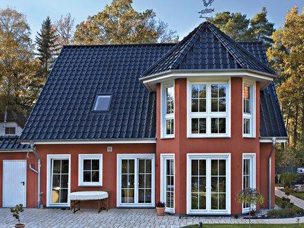 Einfamilienhäuser | Stadthaus 141 (Putzfassade), Freie Planung als Turmhaus