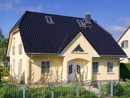 Exklusive Häuser | Haus Amrum (Eingangsbereich schräg 2)