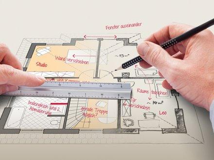 Individualität & Freie Planung beim Hausbau (Banner)