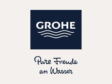 Roth Massivhaus Markenpartner | Logo: Grohe
