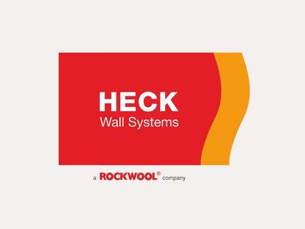 Roth Massivhaus Markenpartner | Logo: Heck Wall Systems