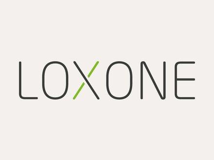 Roth Massivhaus Markenpartner | Logo: Loxone