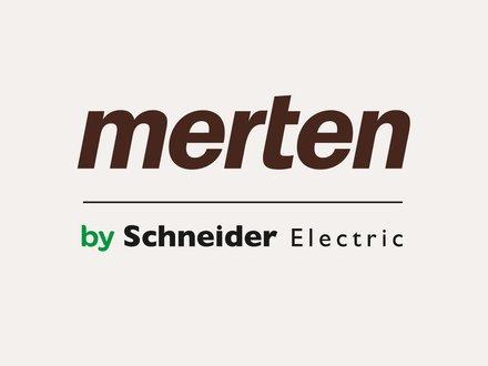 Roth Massivhaus Markenpartner | Logo: merten by Schneider Electric