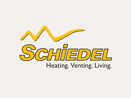 Roth Massivhaus Markenpartner | Logo: Schiedel