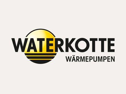 Roth Massivhaus Markenpartner | Logo: Waterkotte