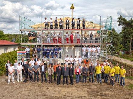 Unternehmen Roth-Massivhaus | Mitarbeiter: Bauteam
