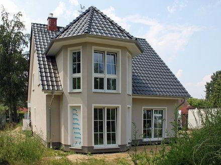 Einfamilienhaus | Turmhaus152_Turmerker EG+OG_bodentiefe Fenster Turm_Luft/Wasser-Wärmepumpe_1665
