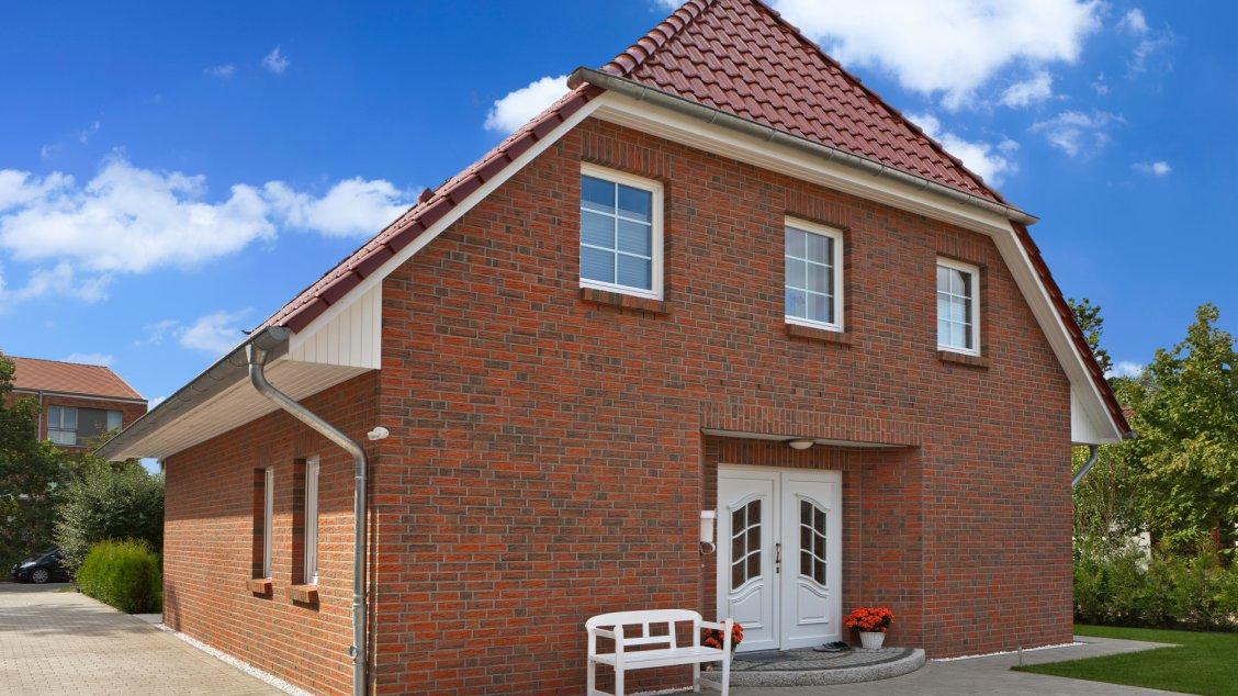Einfamilienhäuser | Haus Schwerin (Hauseingang)
