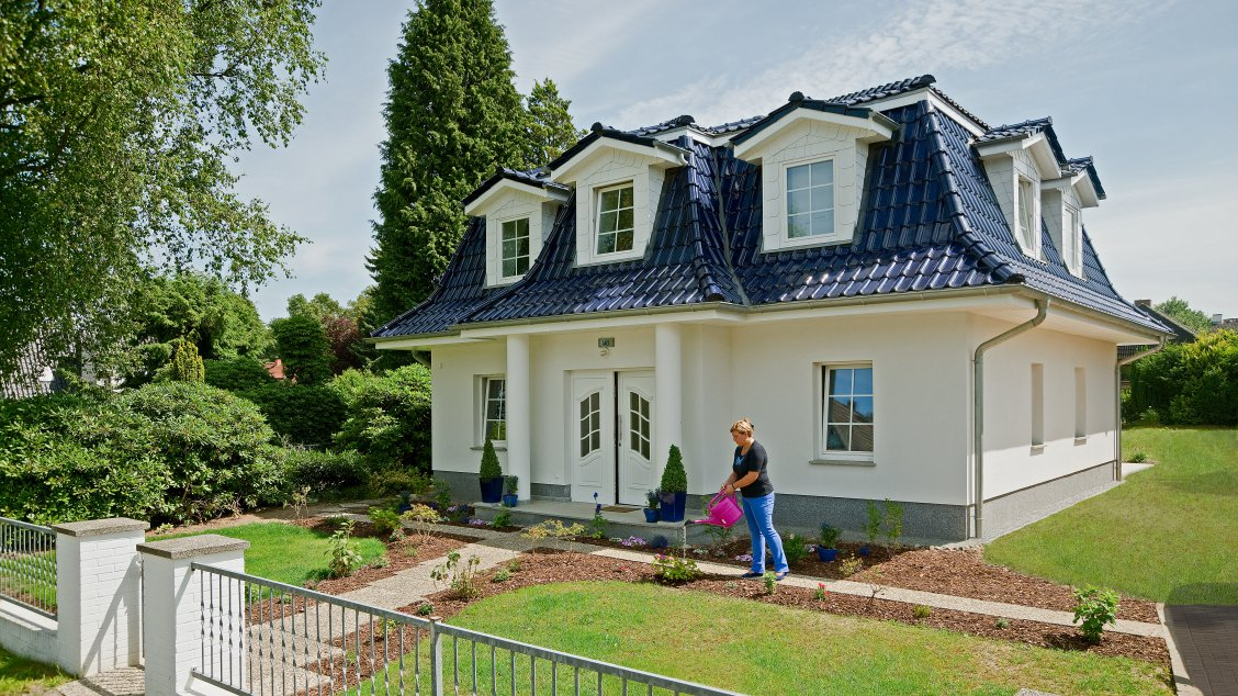 Exklusive Häuser | Haus Föhr 158 (Hauseingang schräg 2)