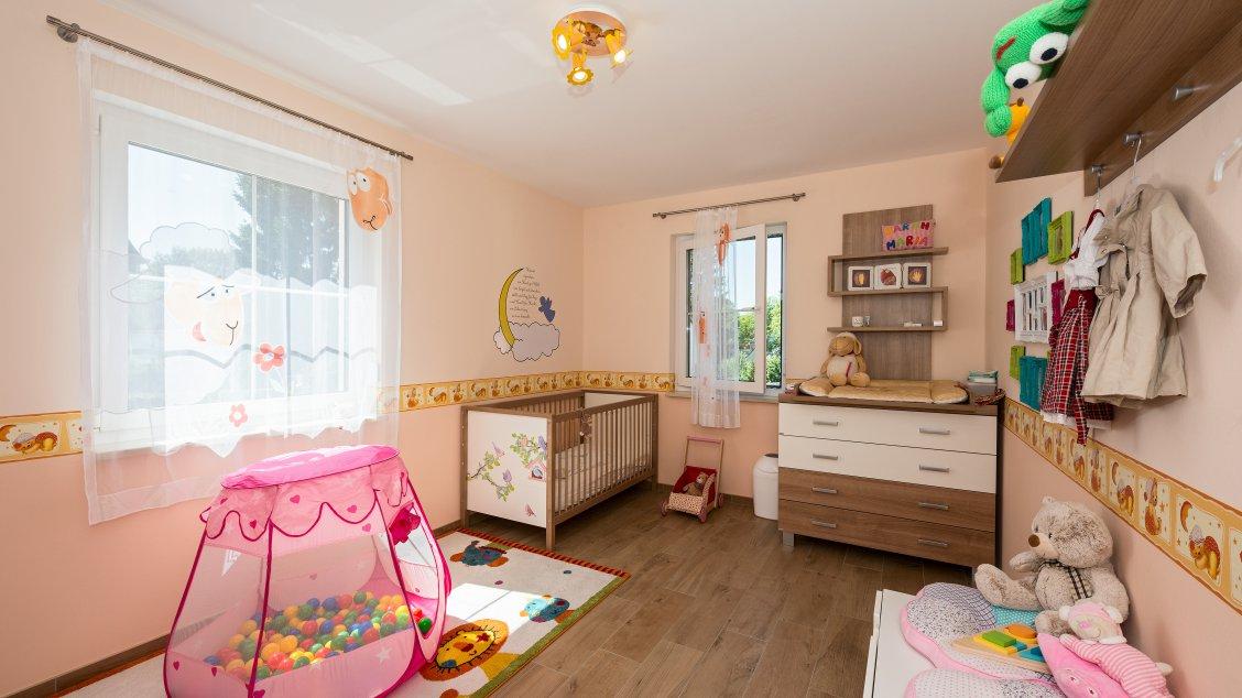 Mehrfamilienhäuser | Doppelhaus, Kinderzimmer