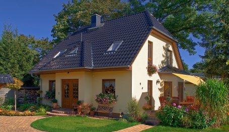 Landhaus 156 (Einfamilienhäuser) individuell bauen | Roth-Massivhaus
