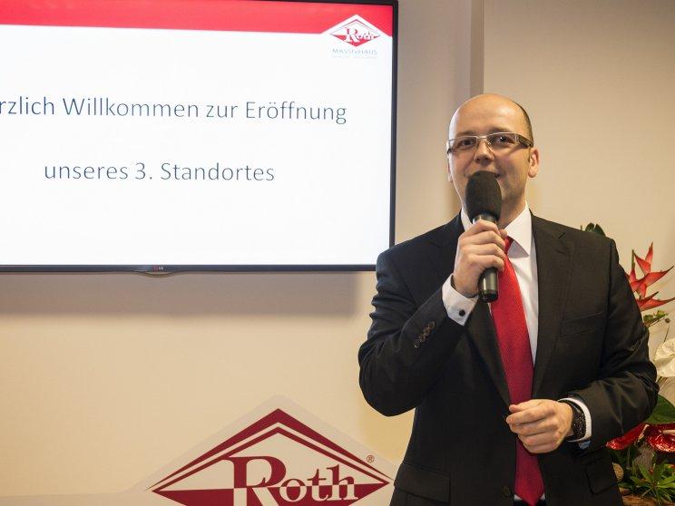 Roth | Eröffnung Kaiserdamm | Enrico Roth