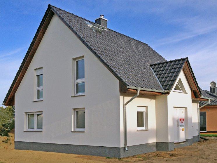 Einfamilienhäuser | Hausbesichtigung: Landhaus 142, Objektnr. 1356