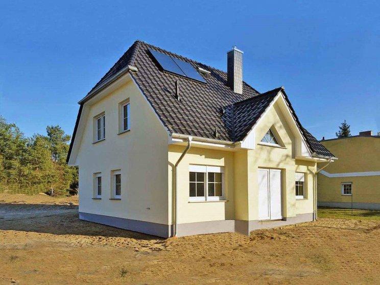 Einfamilienhäuser | Hausbesichtigung: Landhaus 142, Objektnr. 1783