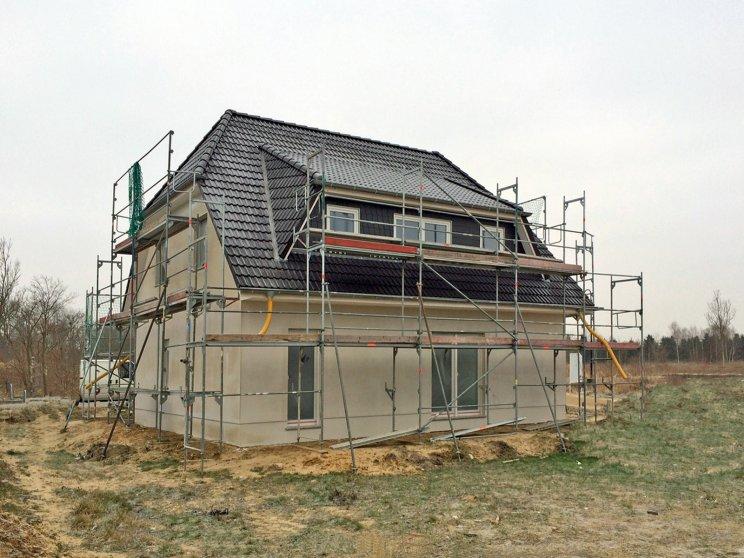 Einfamilienhäuser | Hausbesichtigung: Landhaus 156, Objektnr. 1425