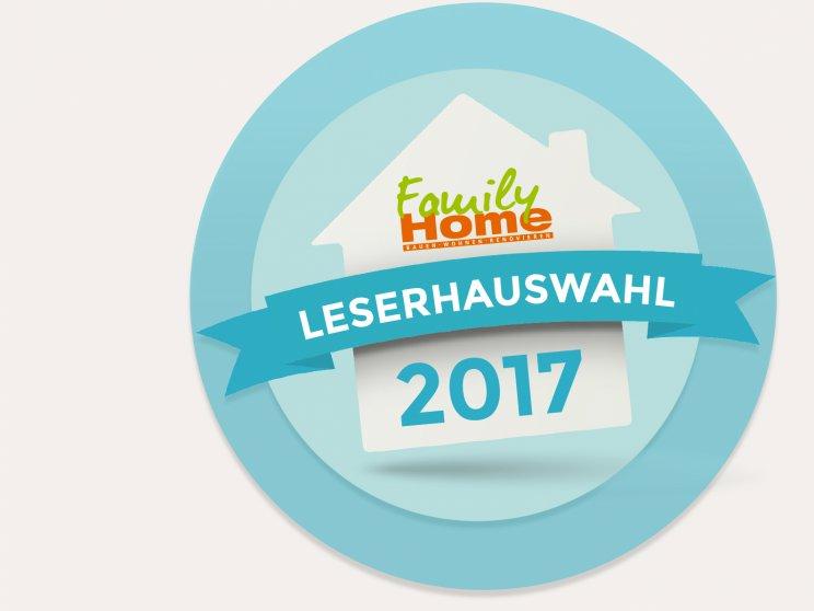 Roth Massivhaus | Leserhauswahl 2017 von 'Family Home'