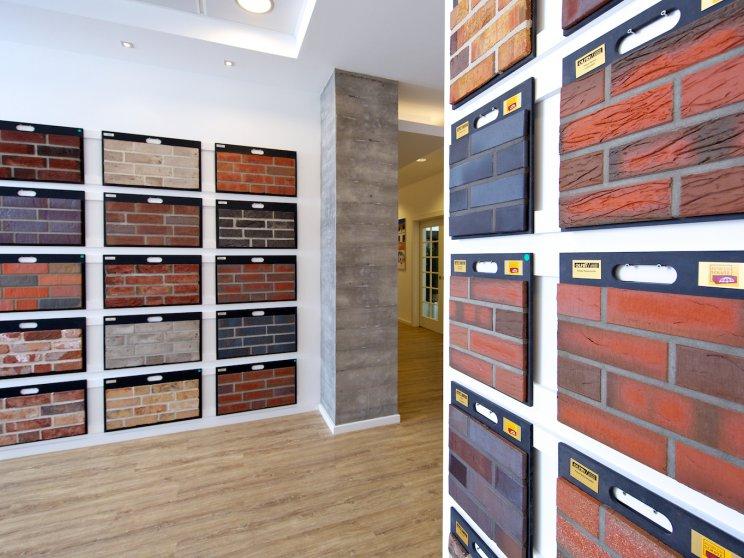 Roth Massivhaus | Standort: Niederlassung Hamburg, Bemusterung und Ausstellung: Klinker/Riemchen