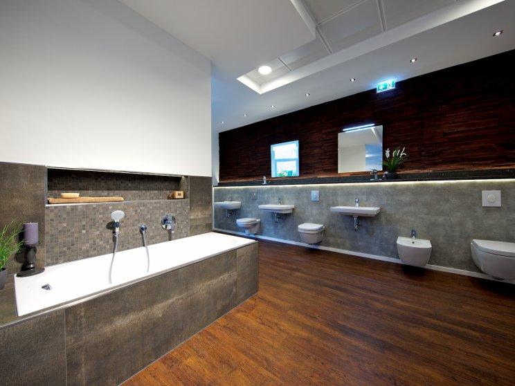 Roth Massivhaus | Standort: Niederlassung Hamburg, Bemusterung und Ausstellung: Sanitär