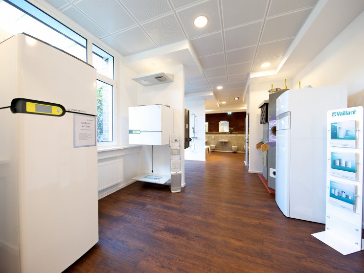 Roth Massivhaus | Standort: Niederlassung Hamburg, Bemusterung Haustechnik und Energie