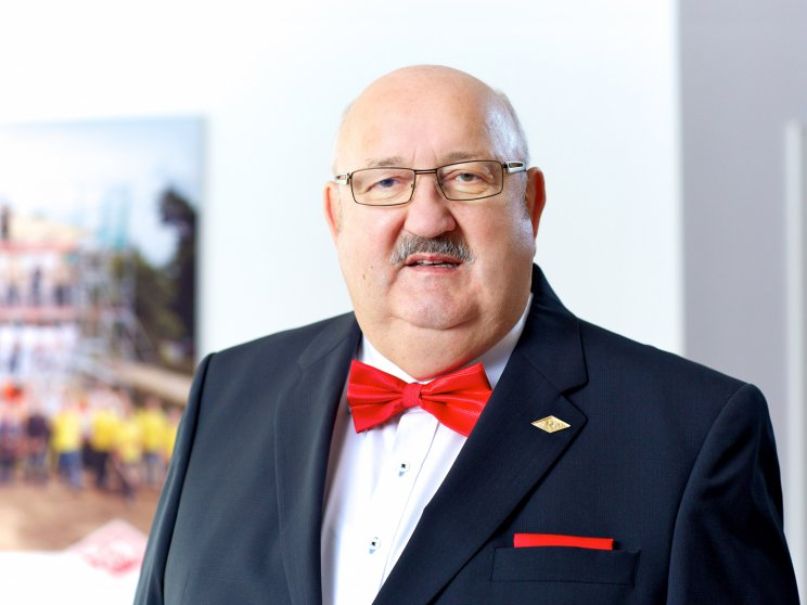 Roth Massivhaus | Unternehmensgründer: Horst Roth