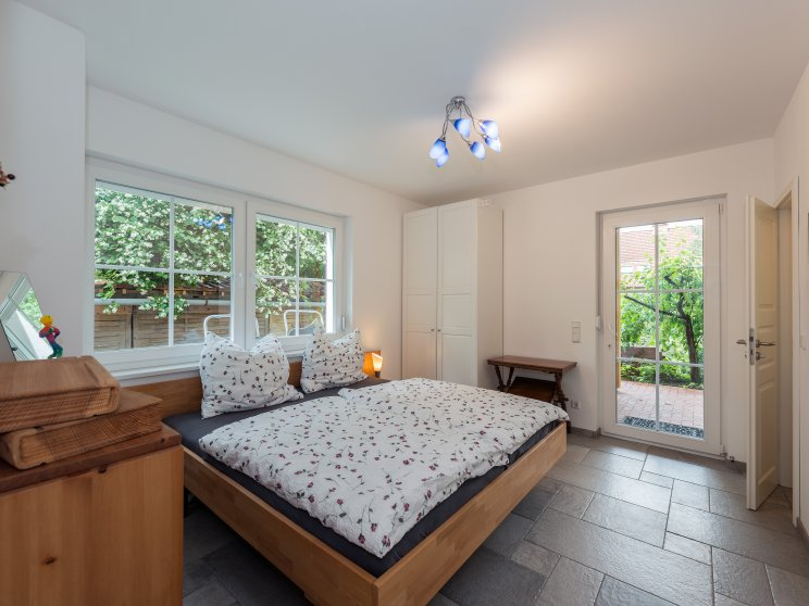 Bungalows | Moderner Bungalow, Freie Planung, Schlafzimmer