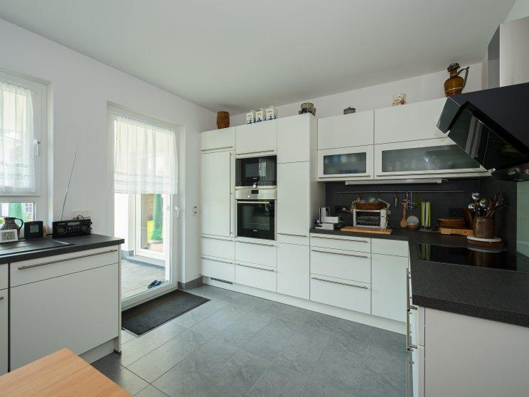 Bungalows | Winkelbungalow Ahlbeck, Küche