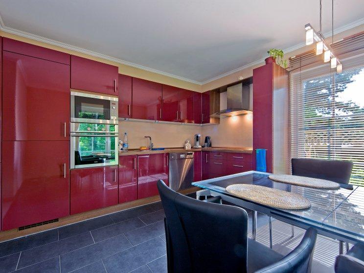 Stadtvillen | Villa Verona, Innenaufnahme Küche