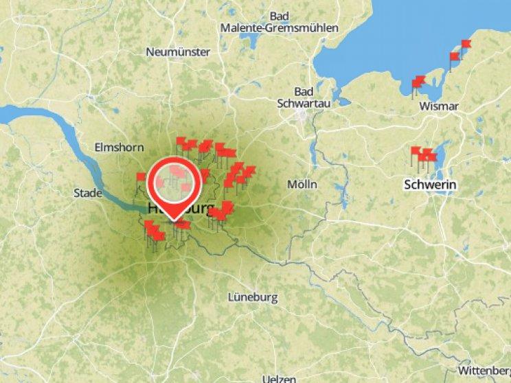 Roth Massivhaus | Bauregion: Hamburg und Umland