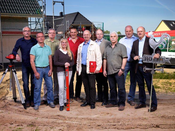Unternehmen Roth-Massivhaus | Mitarbeiter: Bauleitung 2