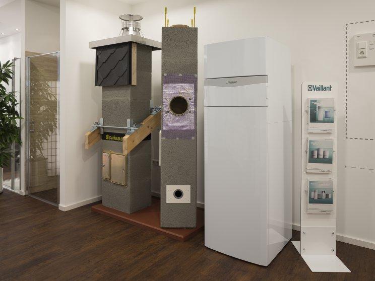 Roth Massivhaus | Standort: Niederlassung Hamburg, Bemusterung und Ausstellung: Haustechnik