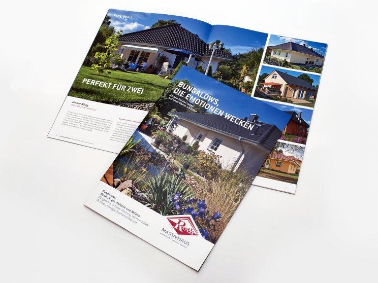 Roth-Massivhaus | Bungalows, Katalog