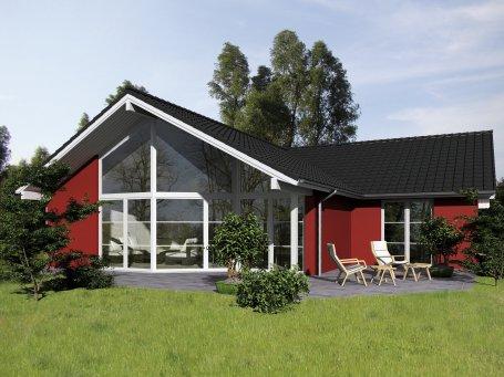 Massivhaus bungalow  Bungalows schlüsselfertig bauen: 5 Grundriss-Vorschläge | Roth ...