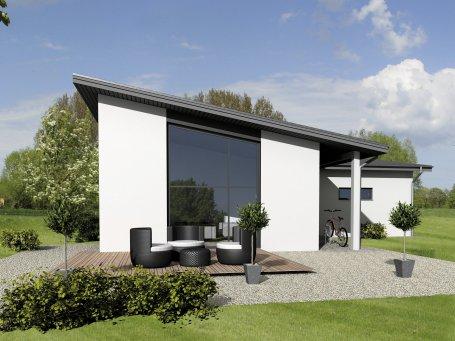 Moderne dekoration bungalow grundriss familie for Moderne bungalows bauen
