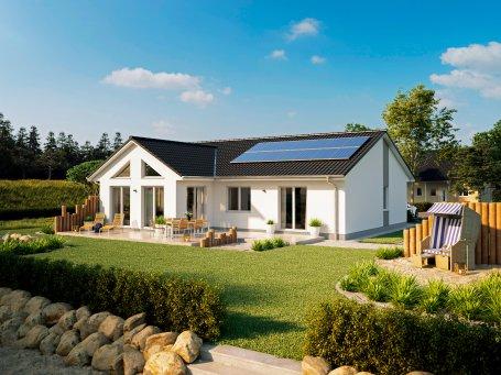 Massivhaus bungalow  Bungalow Usedom (Bungalows) bauen | Roth-Massivhaus