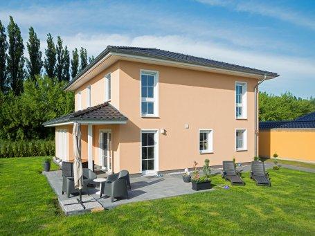 Stadt villen als massivhaus bauen 7 grundrisse roth massivhaus - Toskana garten ...